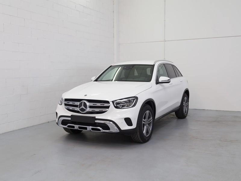 Mercedes GLC 220 d sport 4matic auto diesel bianco
