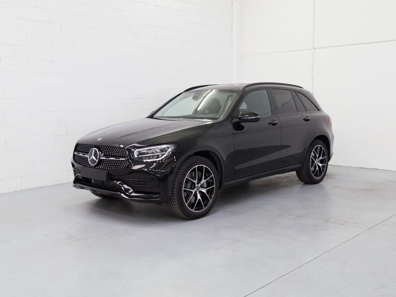 Mercedes GLC 300 d premium 4matic auto diesel nero