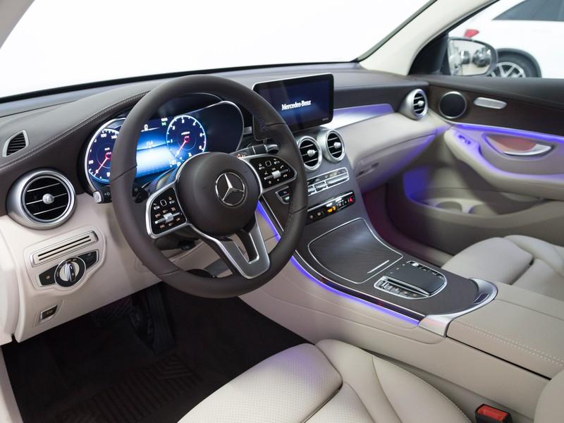 Mercedes GLC Coupè coupe 220 d premium plus 4matic auto diesel grigio