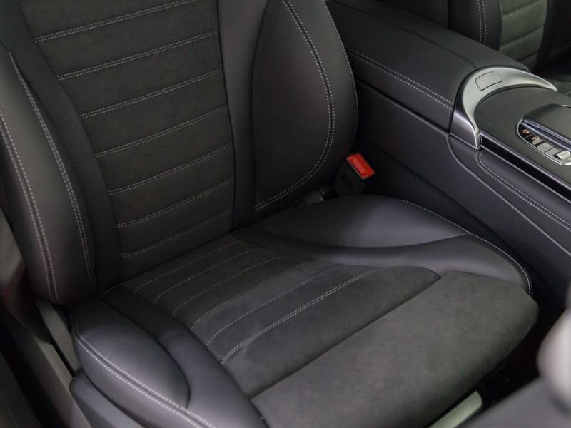 Mercedes GLC Coupè coupe 220 d premium 4matic auto diesel grigio