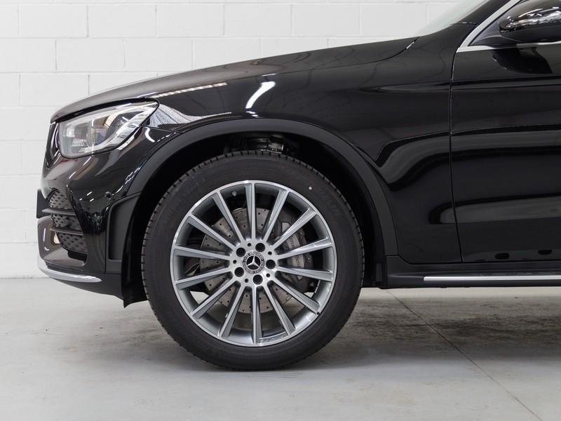 Mercedes GLC Coupè coupe 220 d premium plus 4matic auto diesel nero