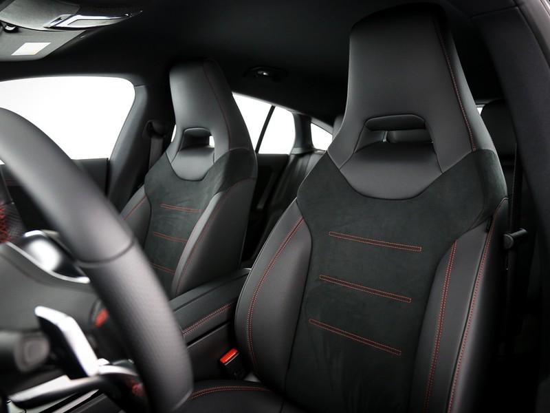 Mercedes CLA Shooting Brake  200 d premium auto diesel grigio