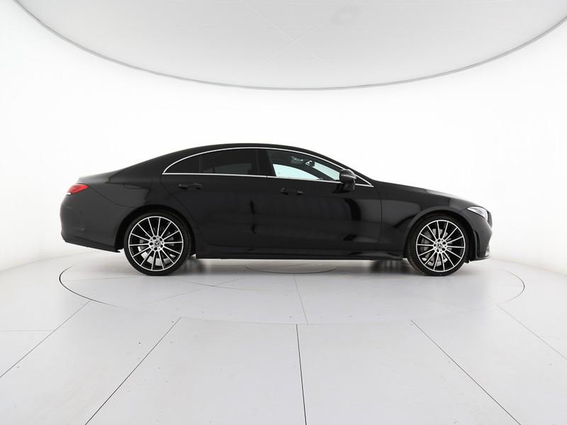Mercedes CLS Coupè coupe 350 d premium 4matic auto diesel nero