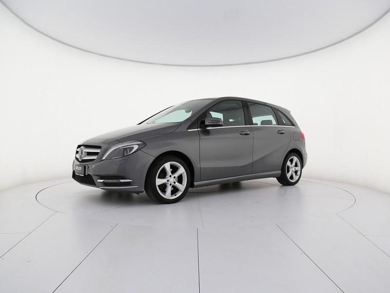 Mercedes Classe B 180 cdi be premium diesel grigio