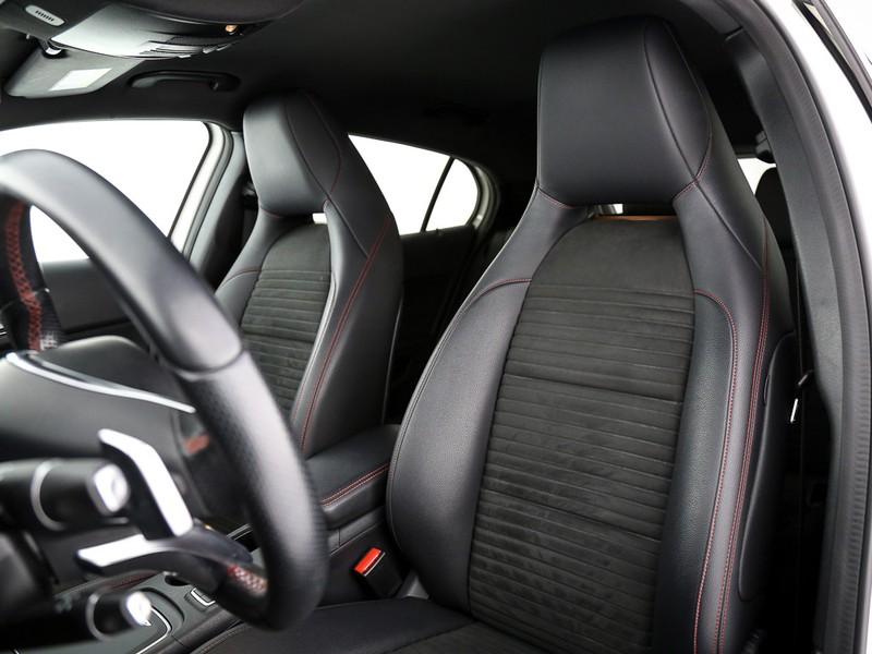 Mercedes GLA 200 d (cdi) premium auto diesel bianco