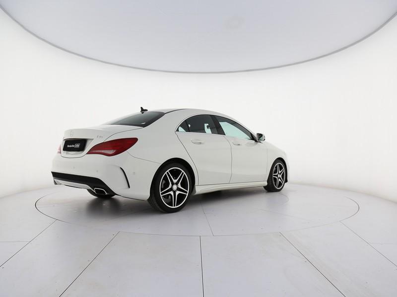 Mercedes CLA Coupè 200 cdi premium auto