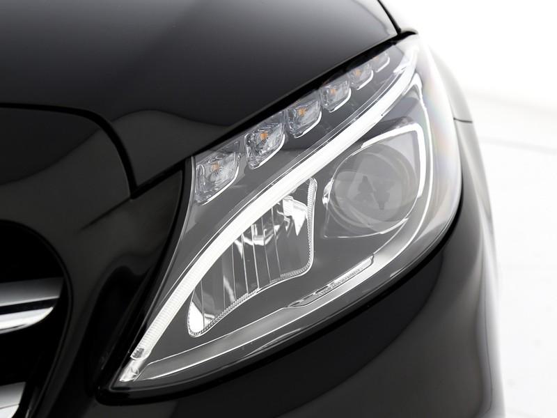 Mercedes Classe C SW sw 220 d (bt) premium auto diesel nero