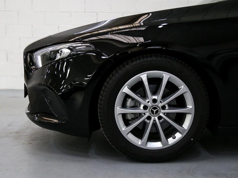 Mercedes Classe A 180 sport auto benzina nero