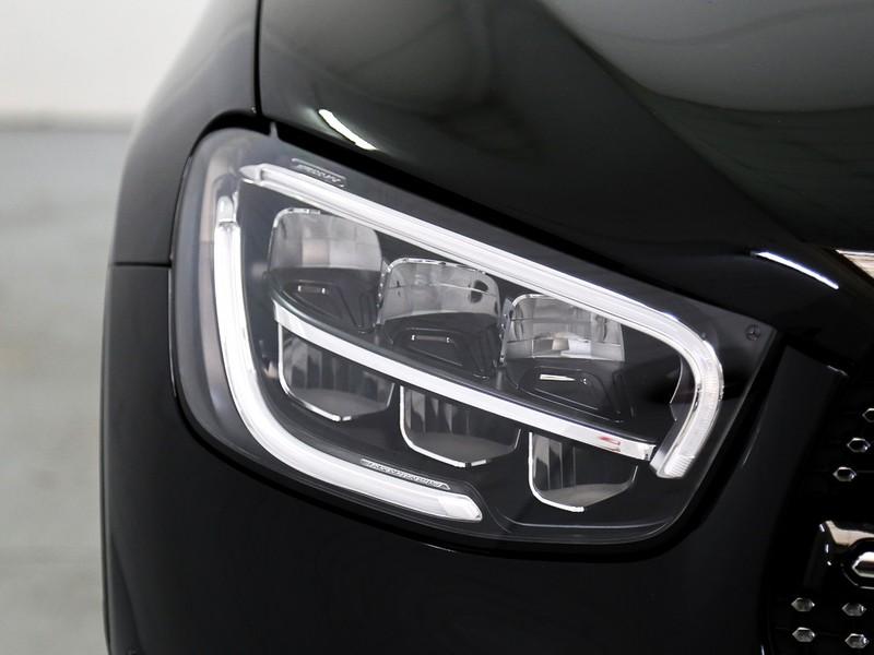 Mercedes GLC 200 d premium 4matic auto diesel nero