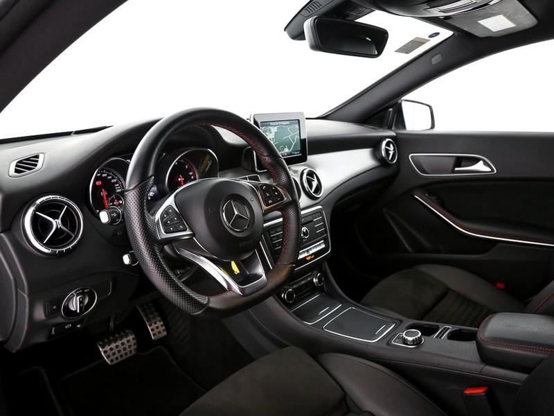 Mercedes CLA Shooting Brake  200 d premium 4matic auto fl diesel bianco