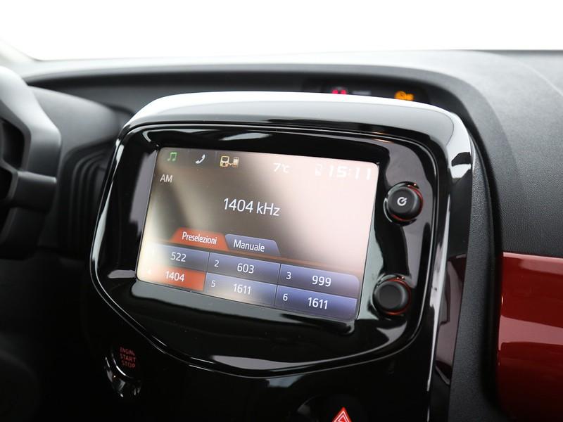 Toyota Aygo 1.0 x-wave 5p my15