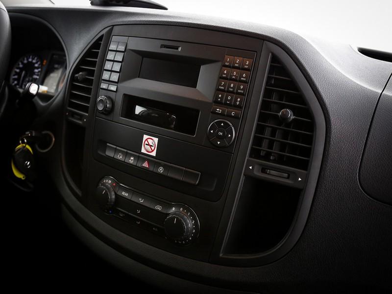 Mercedes Vito 114 cdi long tourer e5b+ diesel argento