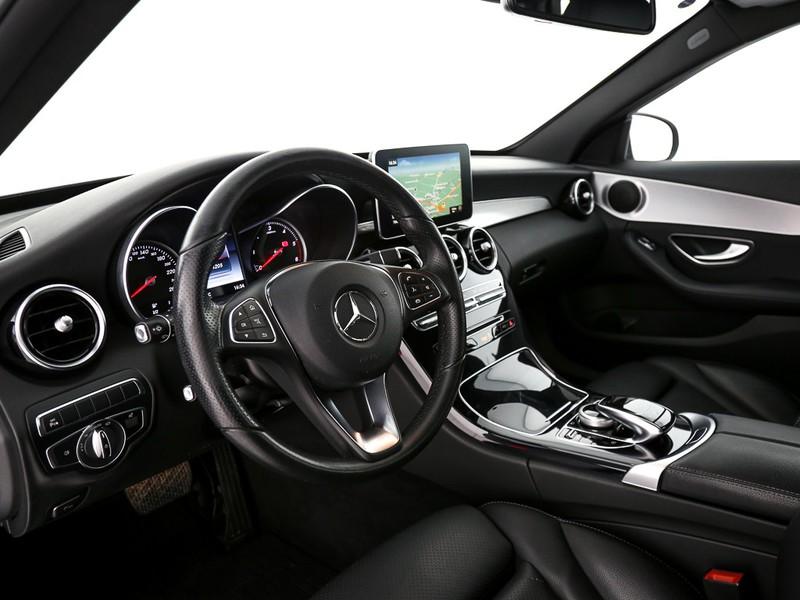 Mercedes Classe C SW sw 250 d premium force 4matic auto 9m diesel grigio