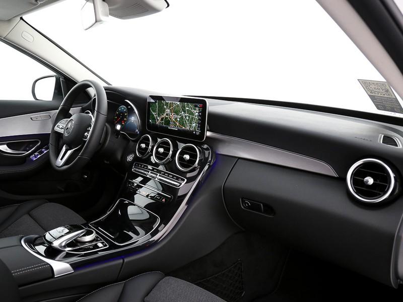 Mercedes Classe C Berlina 220 d premium 4matic auto diesel bianco