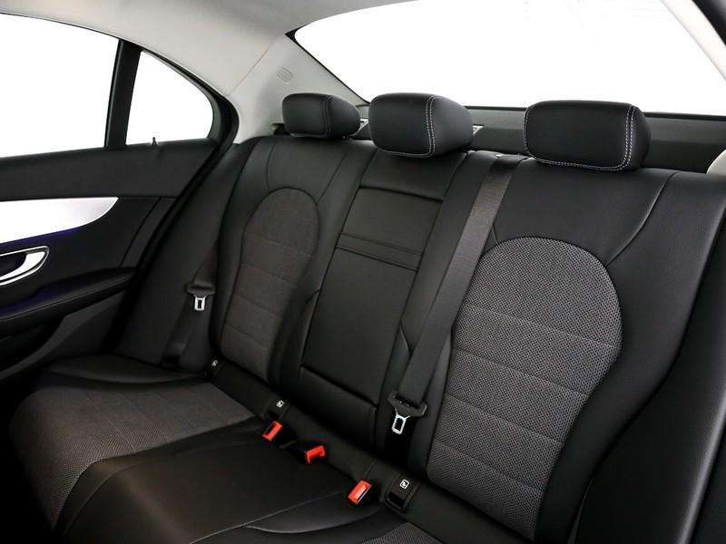 Mercedes Classe C Berlina 220 d premium auto diesel nero