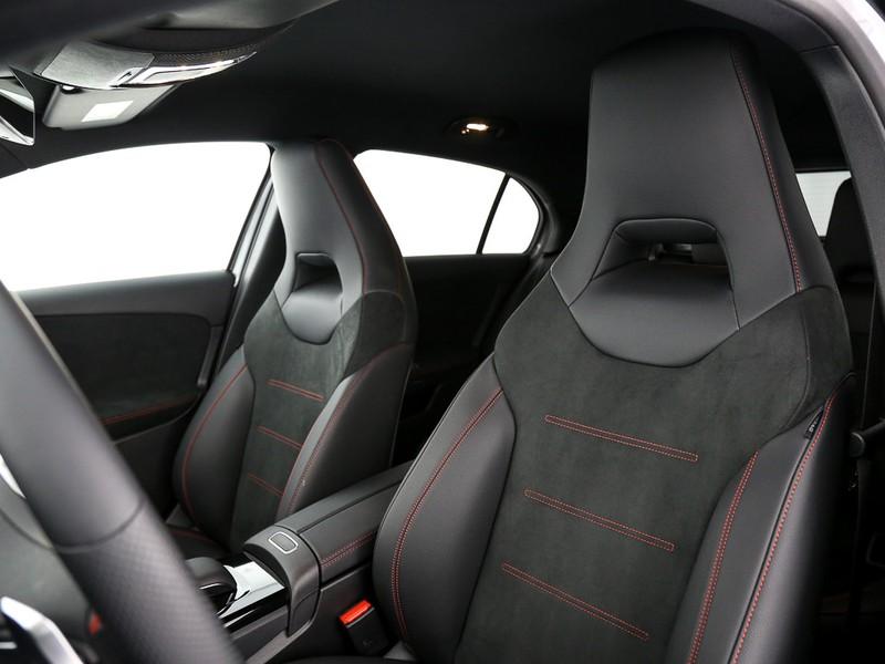 Mercedes Classe A 180 d premium auto diesel grigio