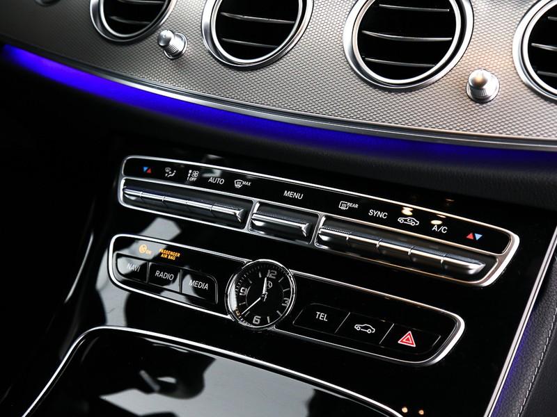 Mercedes Classe E SW sw 220 d amg line auto diesel grigio