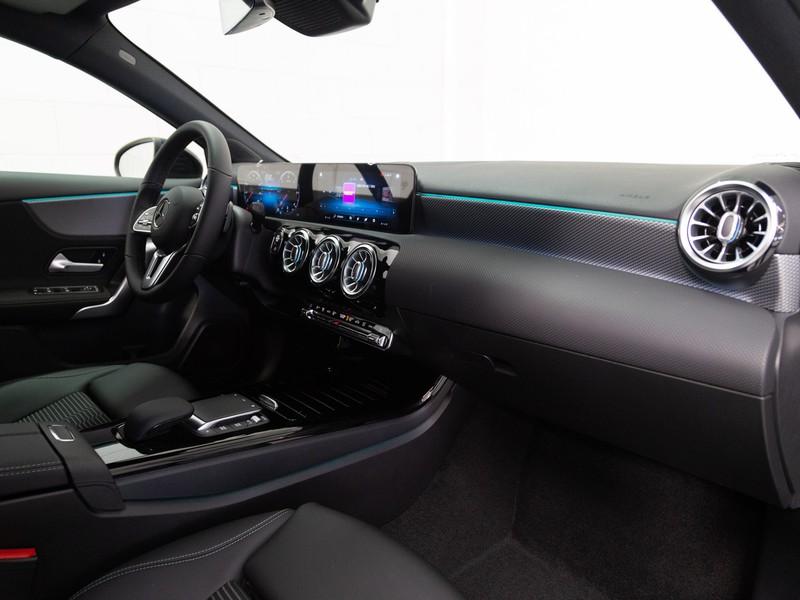 Mercedes Classe A 200 d sport auto diesel nero