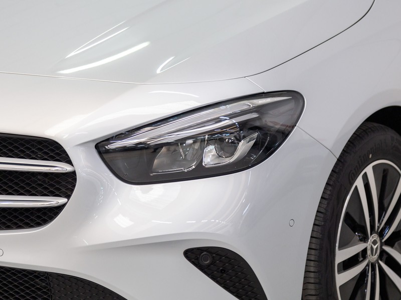 Mercedes Classe B 180 sport plus auto benzina argento