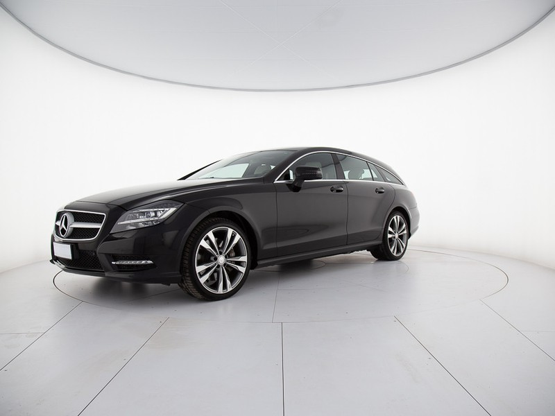 Mercedes CLS Shooting Brake  350 cdi be 4matic auto