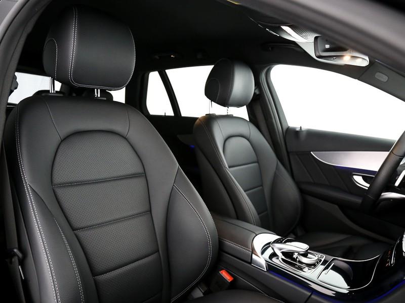 Mercedes Classe C SW sw 220 d premium 4matic auto diesel nero