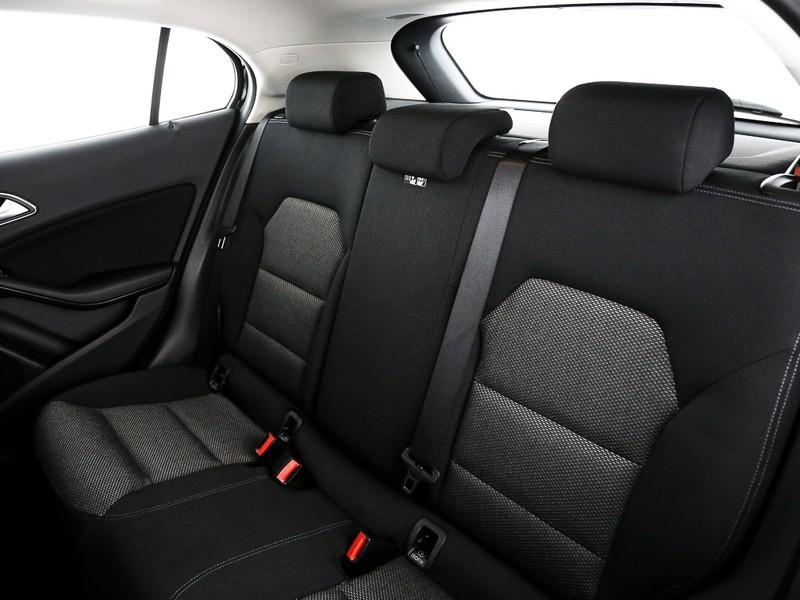 Mercedes GLA 180 business benzina nero