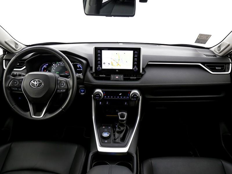Toyota RAV4 2.5 vvt-ie hybrid lounge 2wd e-cvt ibrido blu/azzurro