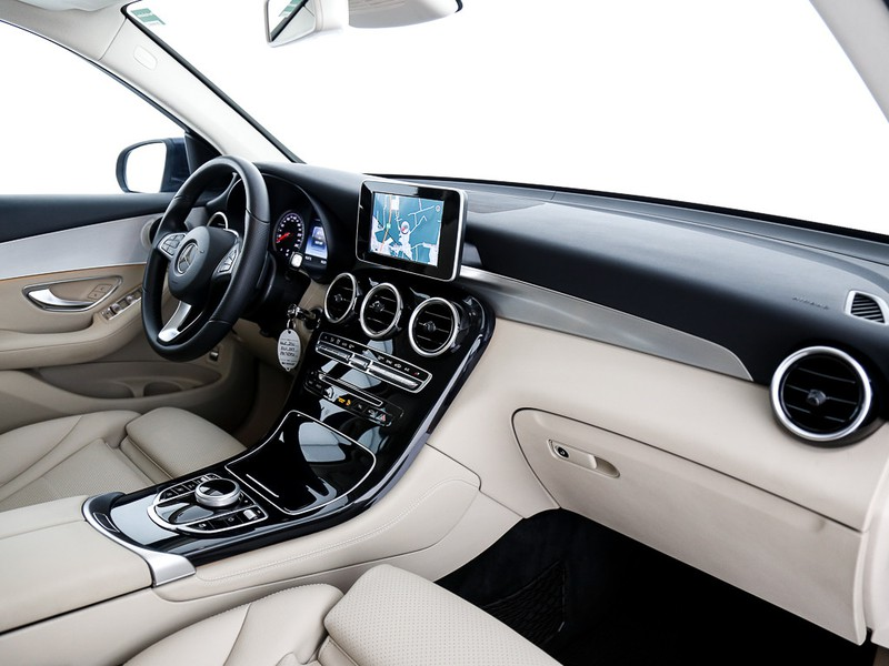 Mercedes GLC 250 d sport 4matic auto