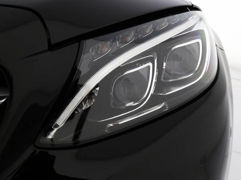 Mercedes Classe C Berlina 220 d sport force 4matic auto 9m diesel nero
