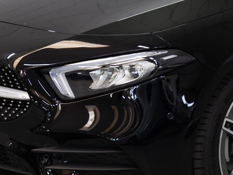 Mercedes Classe A 200 premium auto benzina nero