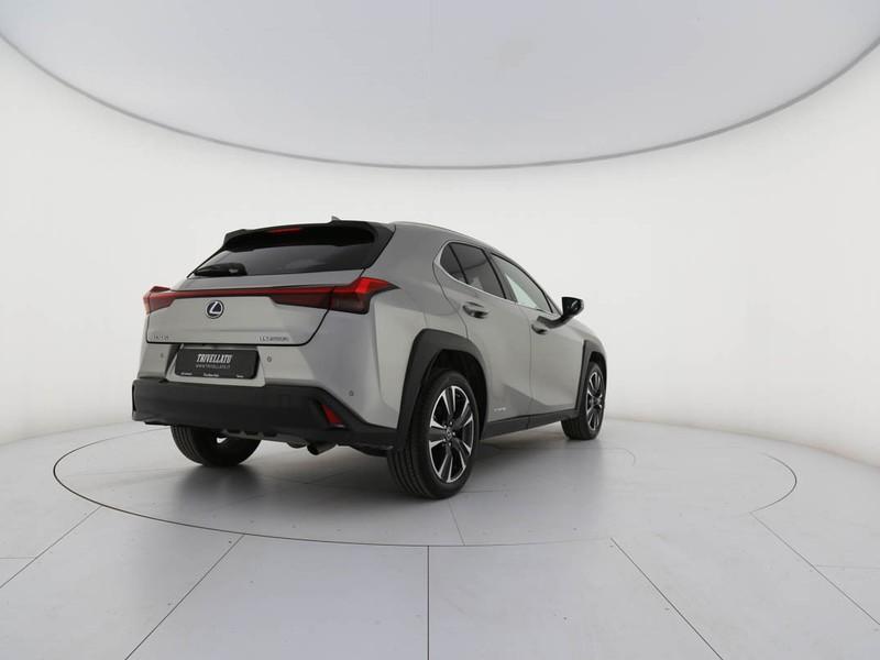 Lexus UX 2.0 premium 2wd cvt ibrido grigio