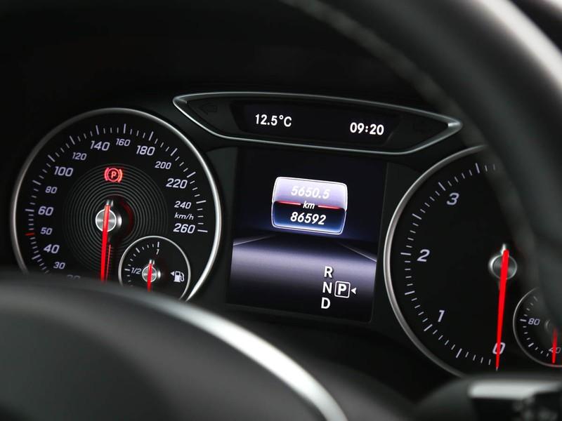 Mercedes Classe B 200 d sport next auto diesel nero
