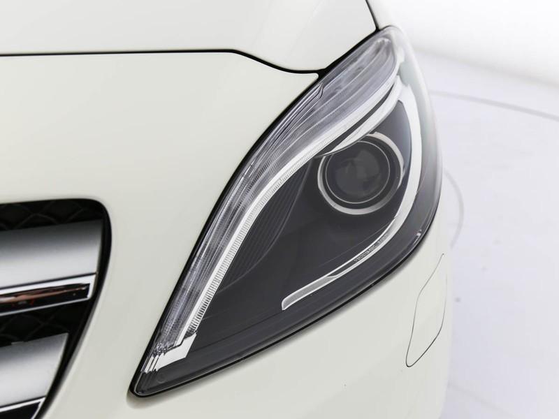 Mercedes Classe B 180 cdi premium auto diesel bianco