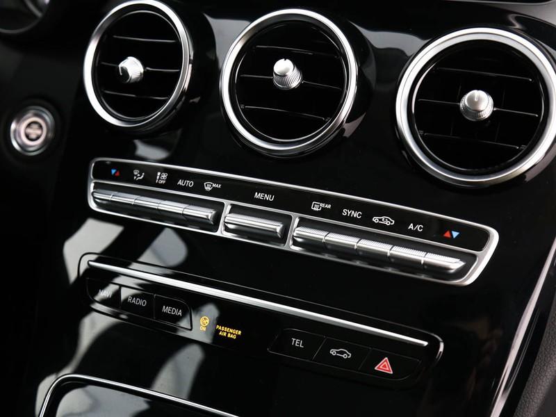 Mercedes Classe C SW sw 220 d business auto diesel bianco