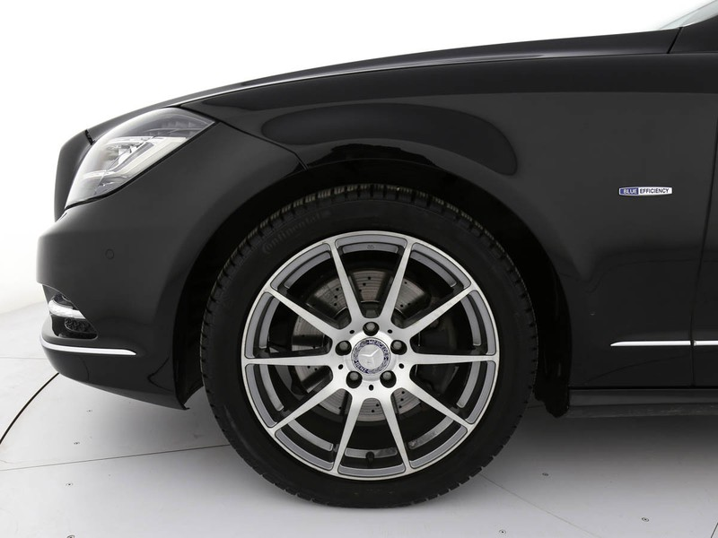 Mercedes CLS 350 cdi be 4matic auto diesel nero