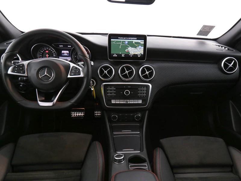 Mercedes Classe A 180 cdi premium auto e6 diesel nero