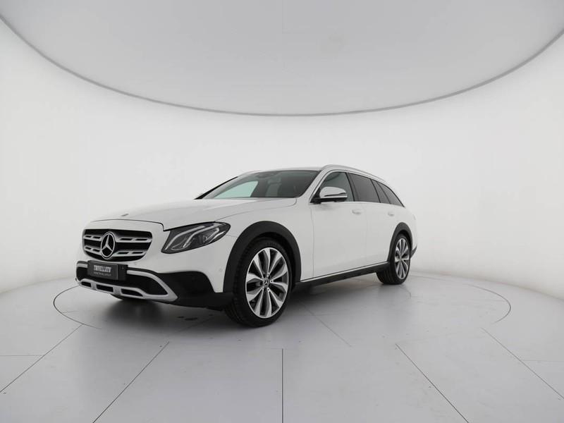 Mercedes Classe E SW All-Terrain sw all-terrain 220 d premium 4matic auto diesel bianco