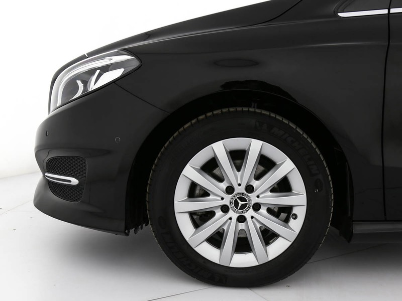 Mercedes Classe B 180 d (cdi) business diesel nero