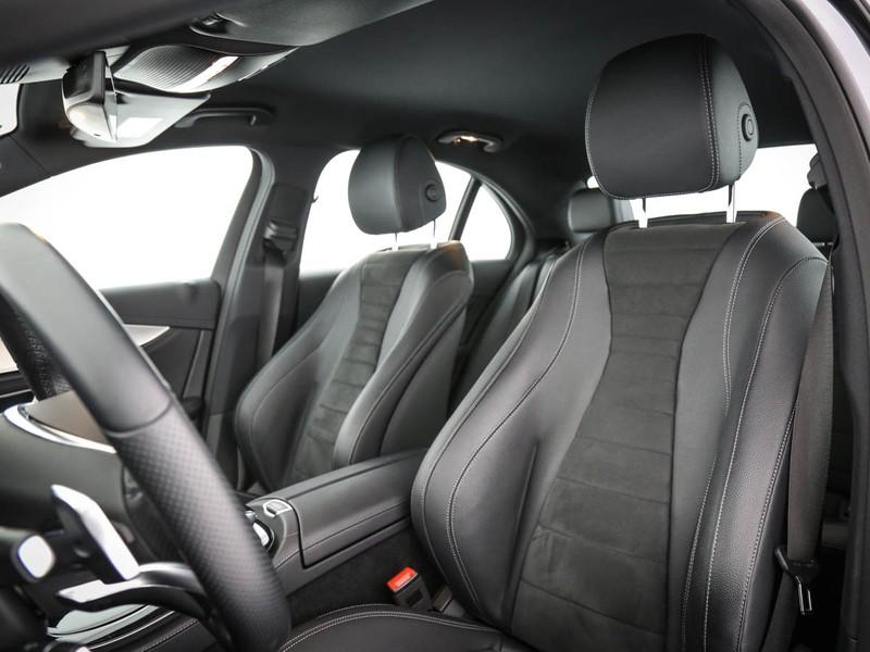 Mercedes Classe E Berlina 220 d amg line 4matic auto diesel grigio