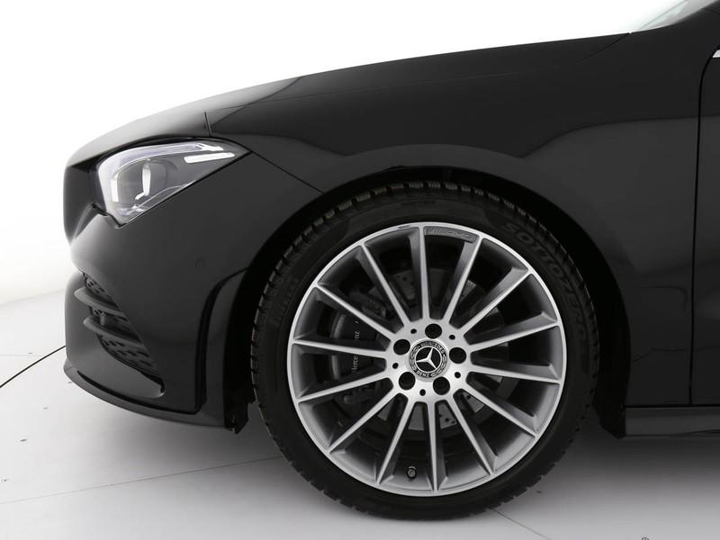 Mercedes CLA Shooting Brake  200 d sport auto diesel nero