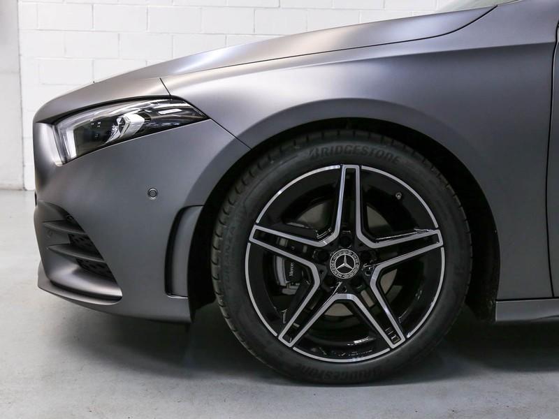 Mercedes Classe A 200 d premium auto diesel grigio