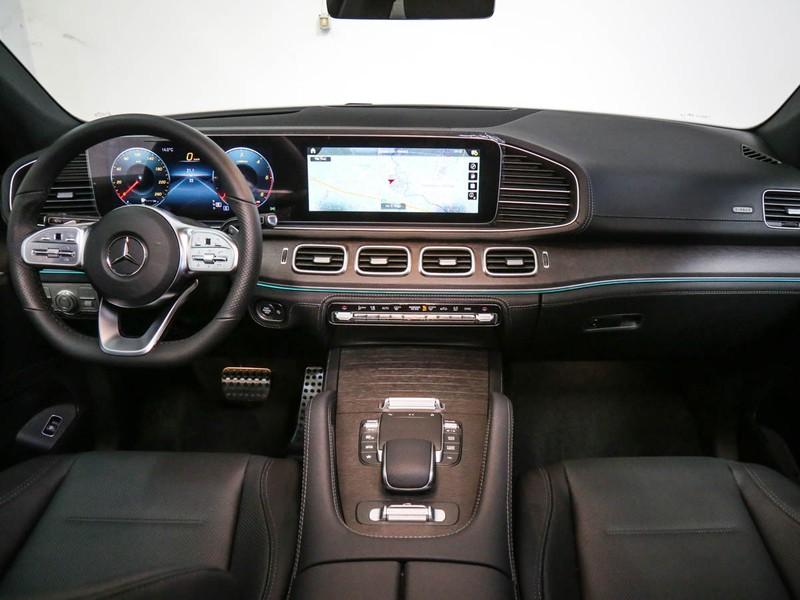 Mercedes GLE Coupè gle coupe 350 d premium pro 4matic auto diesel nero