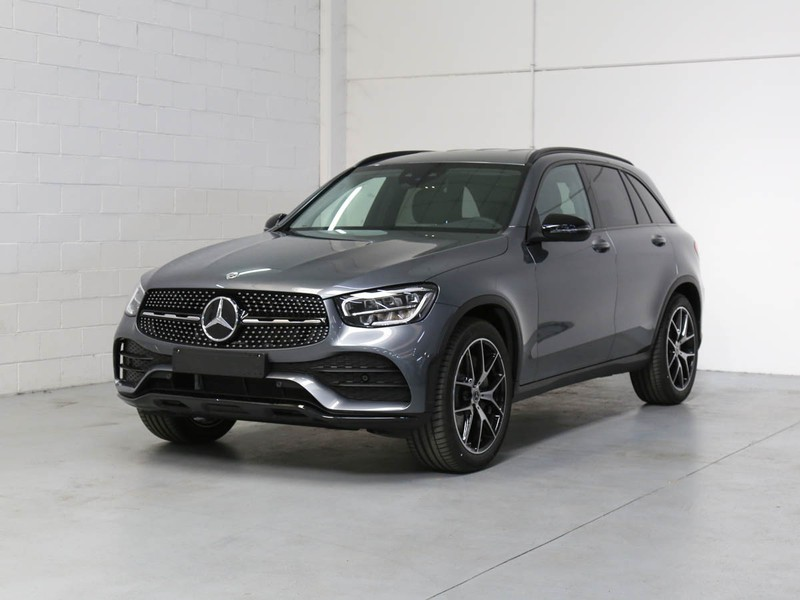 Mercedes GLC 220 d premium 4matic auto diesel grigio