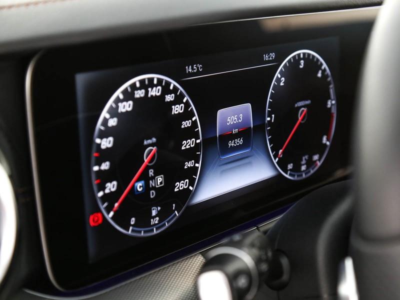 Mercedes Classe E SW sw 220 d premium plus auto diesel grigio