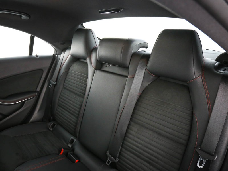 Mercedes CLA Coupè 200 d (cdi) premium auto diesel nero