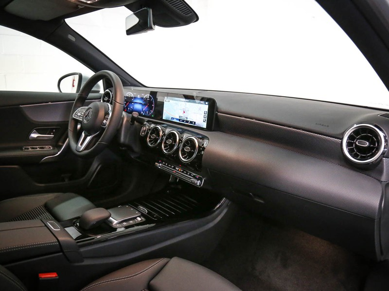 Mercedes Classe A 180 d sport auto diesel argento