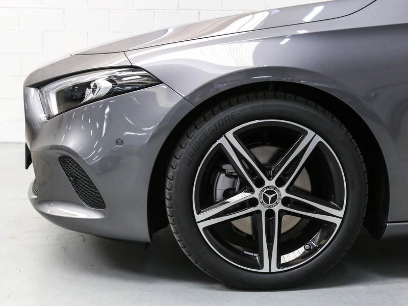 Mercedes Classe A 180 d sport auto diesel grigio