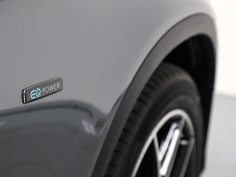 Mercedes GLC 300 de eq-power premium 4matic auto ibrido grigio