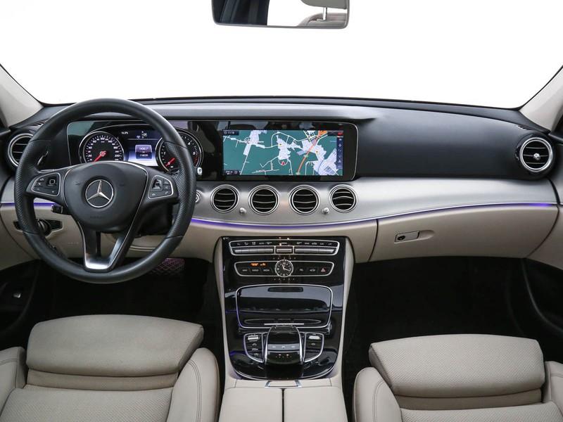 Mercedes Classe E Berlina 220 d business sport 4matic auto diesel nero