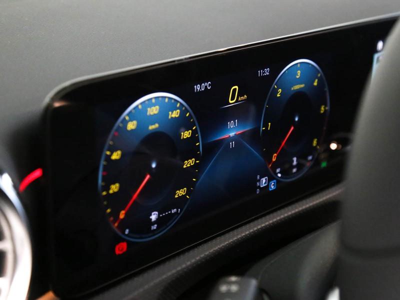 Mercedes Classe A 200 d premium auto diesel nero